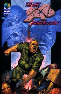 Last Avengers Story #1