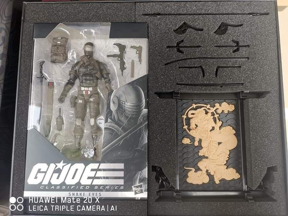 G.I.Joe Classified 6″ Figure Revealed