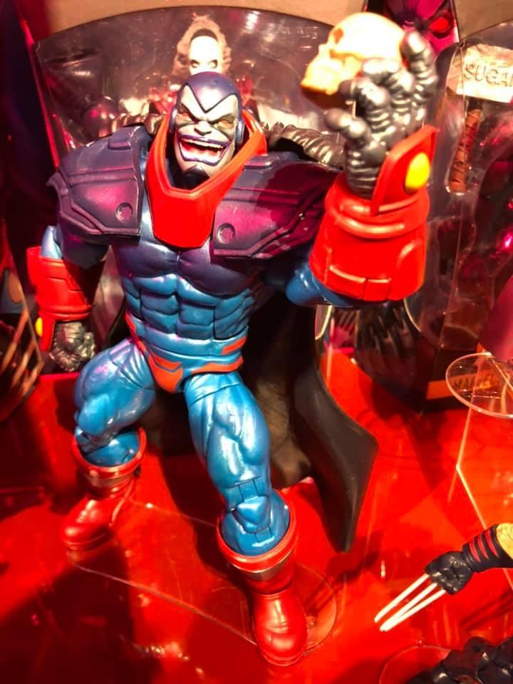 Hasbro Marvel Legends Toy Fair 2020 Gallery
