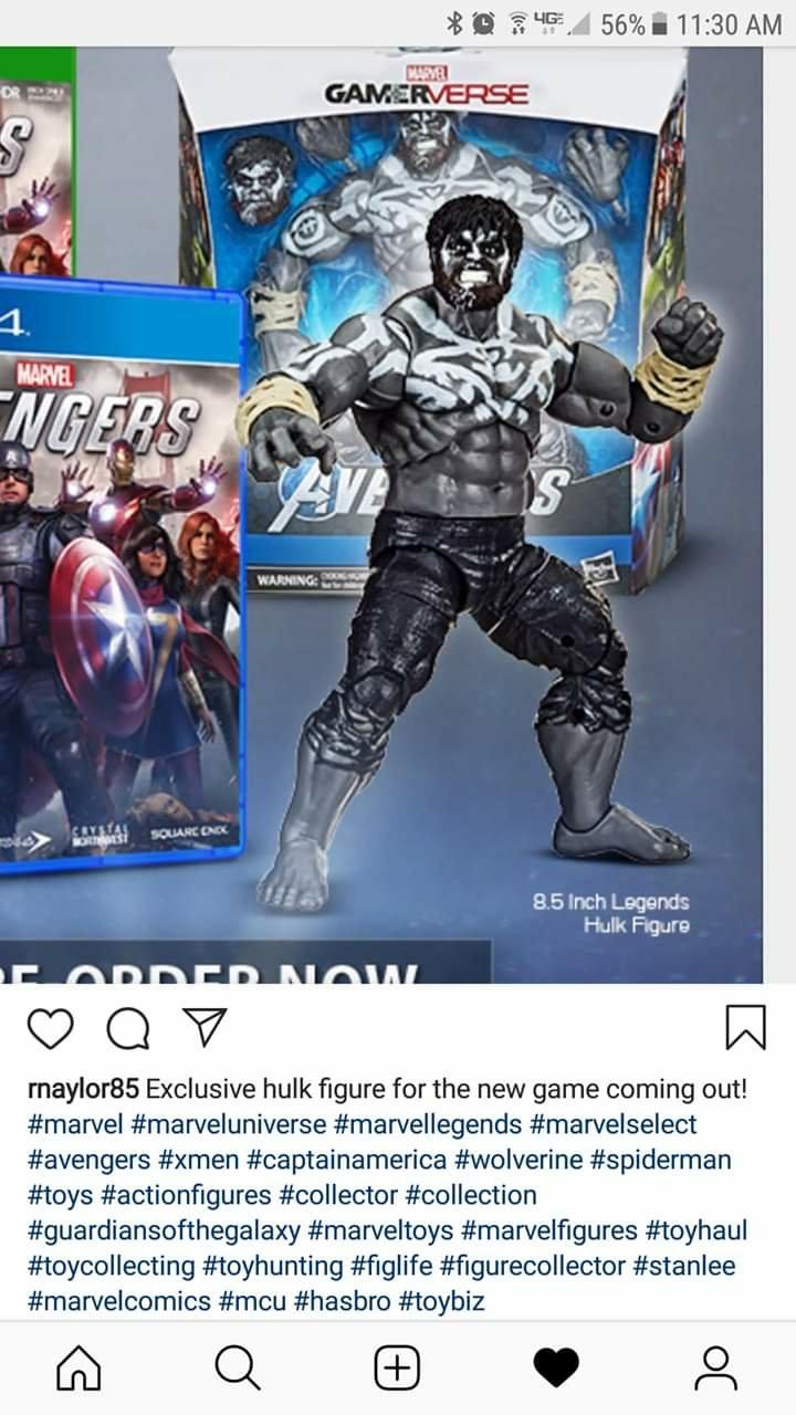 Gamestop exclusive Gamerverse Hulk