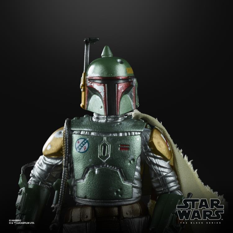SW Black Carbonized Boba Fett & Stormtrooper