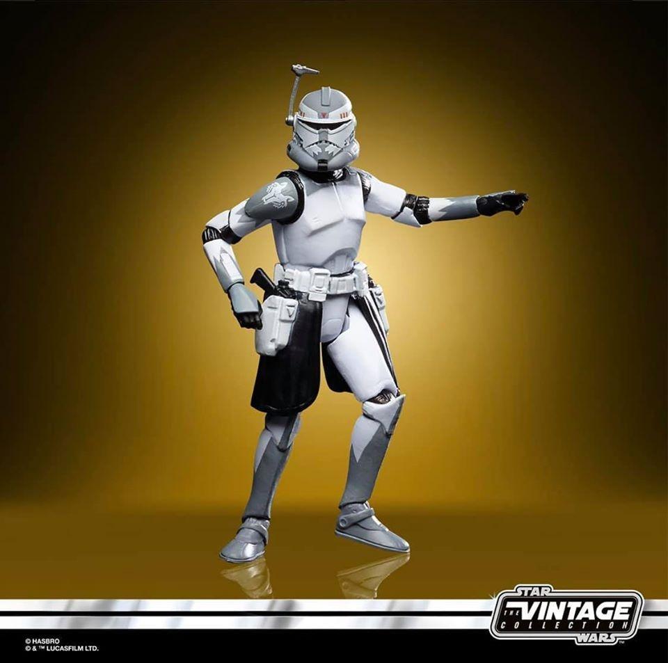 New Star Wars Vintage Collection Figures Revealed