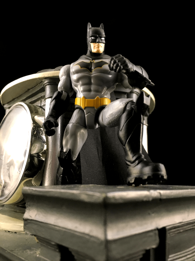 Spin Master Batman Four Inch Review