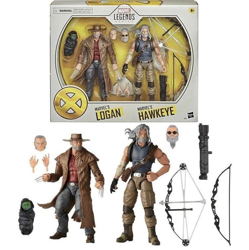 ML Old Man Logan Old Man Hawkeye 2 Pack