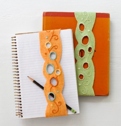 cutwork bookmark
