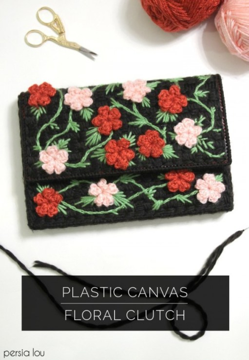 floral-plastic-canvas-clutch-1