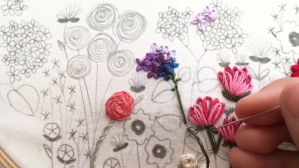 Video Tutorial – Lazy Daisies