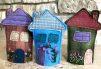 DIY Wonky Houses