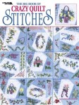 Book review - The Big Book of Crazy Quilt Stitches eBook