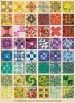 Amazing - Common Quilt Blocks 1,000 Piece Puzzle