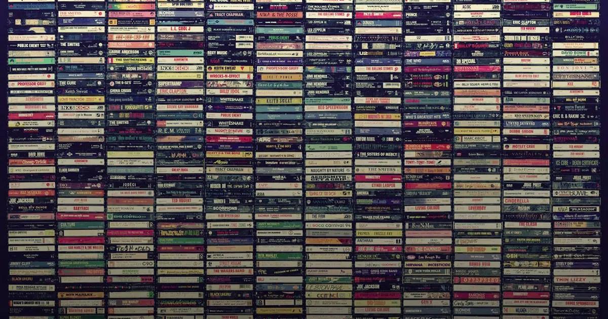 The Cassette Tape as Responsive Design