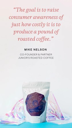 Raise awareness quote from Mike Nelson