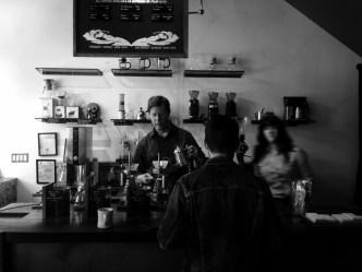 Four Barrel Coffee slow bar