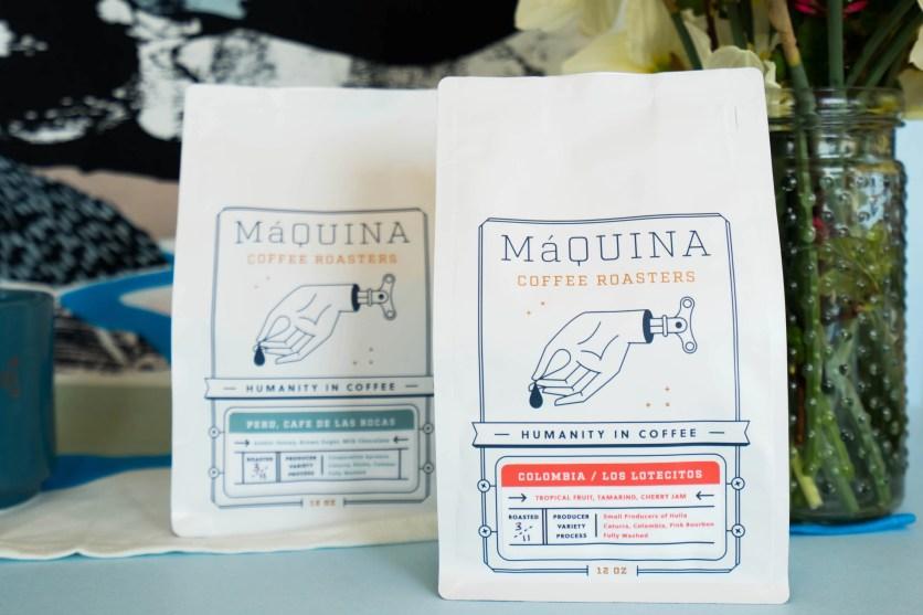 Maquina Coffee bags