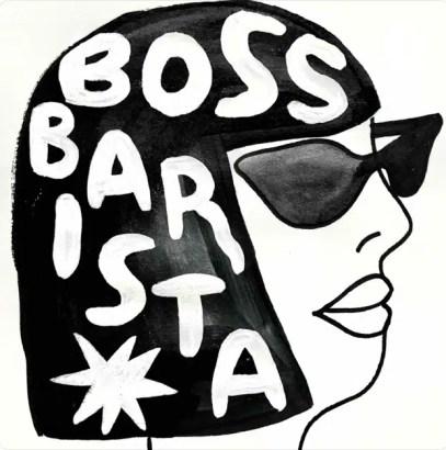 boss barista logo