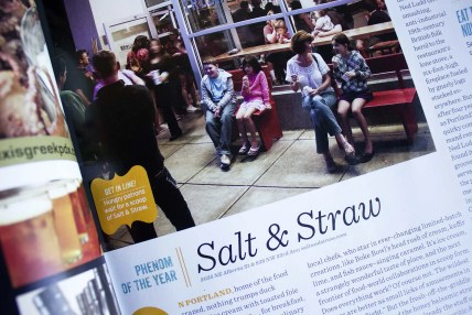 Salt and Straw in Portland Monthly
