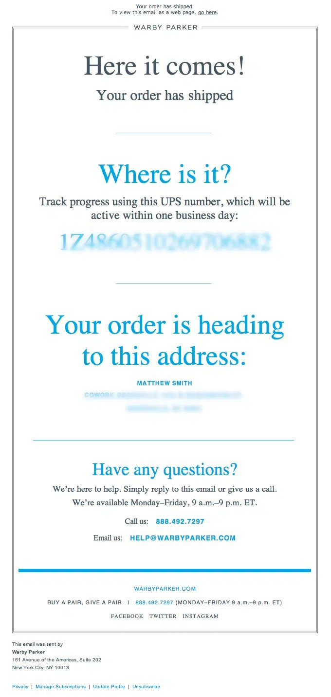 Order-Shipped-Email-Design-from-WarbyParker
