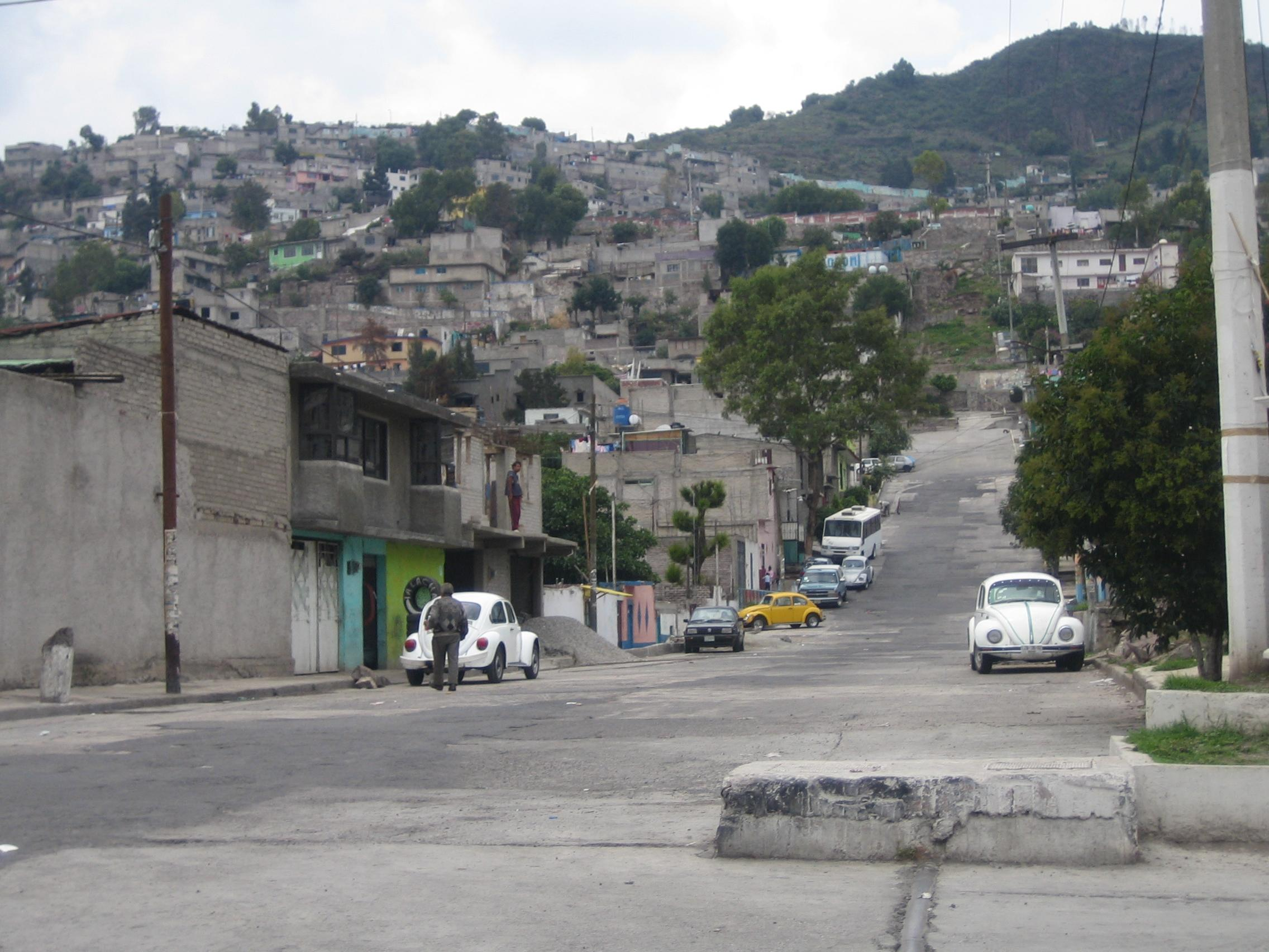 Some town in Mexico