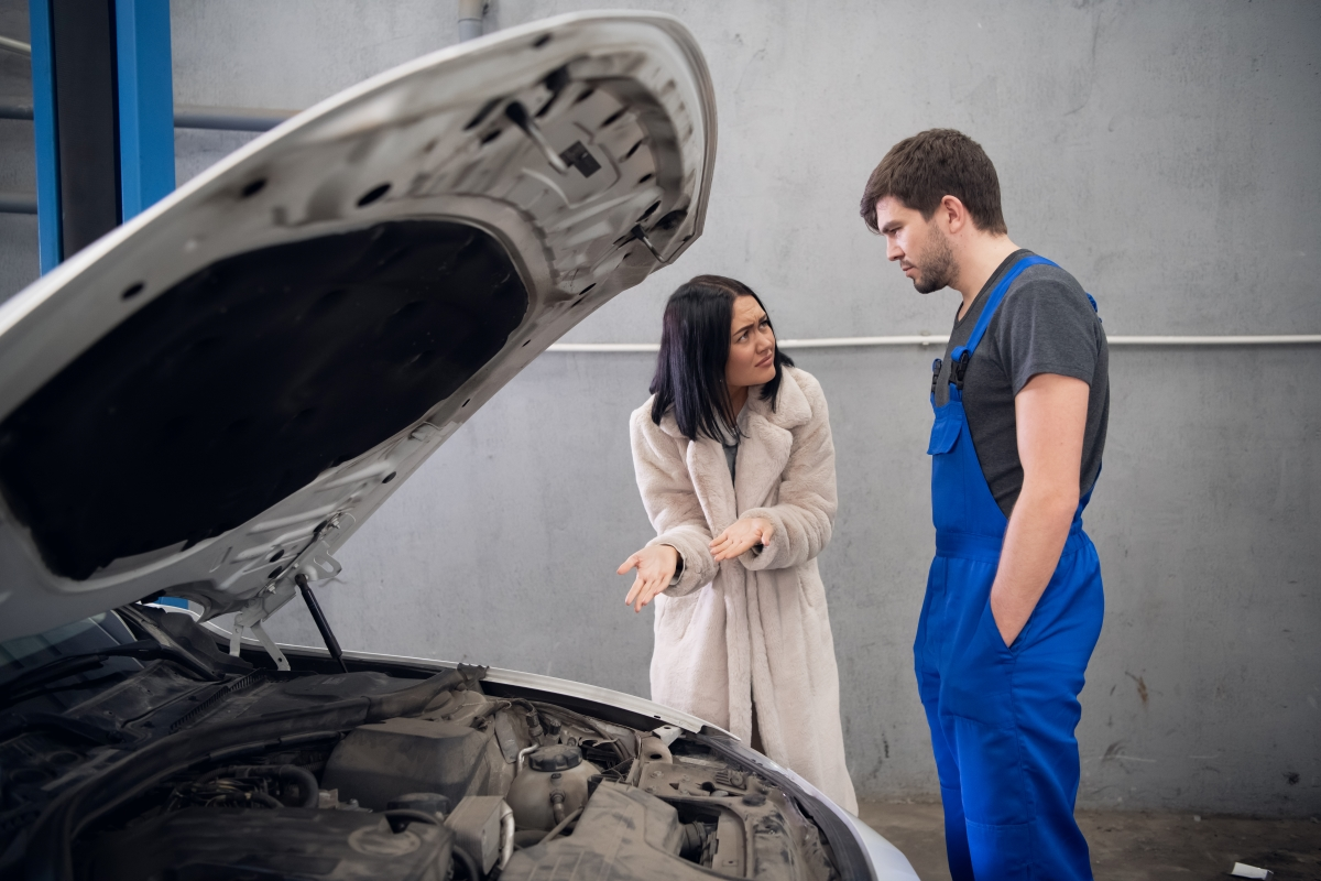 Repair Complaint