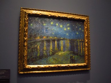 One of Vincent van Gogh's paintings