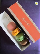 Yup, Parisian McDonald's sells macarons