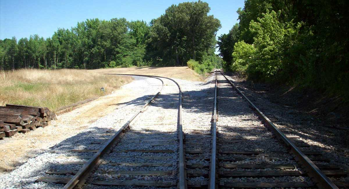 Newly Weds Foods Rail Spur