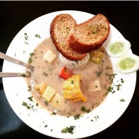 Afrikan Tsire Stew