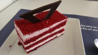 Red Velvet Cheese Pastru