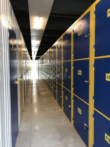 Estimate the size of Sudbury self-storage before renting one.