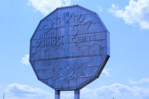 The Giant Nickel