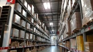 organizing your self-storage unit