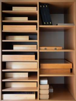 home-made storage solutions