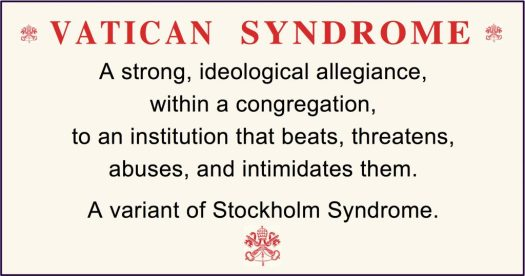 Vatican Syndrome