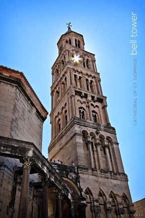 Bell Tower at Cathedral of St. Domnius