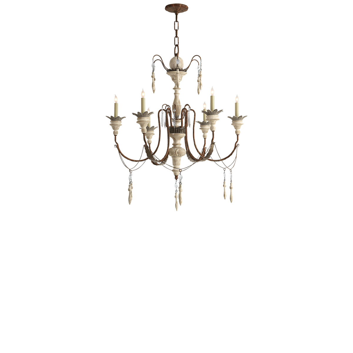 Visual Comfort Small Percival Chandeliers Chandeliers