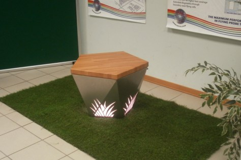 Smart Bench: panchina intelligente