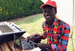 Ezra Nyamabuga Graduate