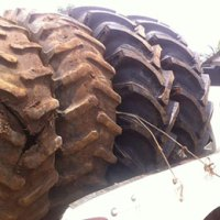 Tractor-tires