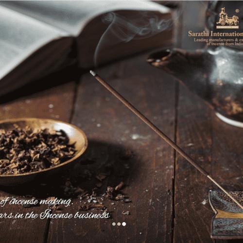 Tulasi Incense – Sarathi International Inc