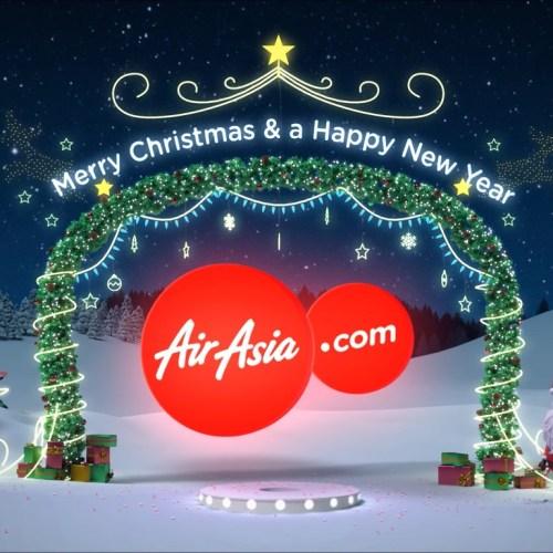 Merry Christmas Greetings | AirAsia