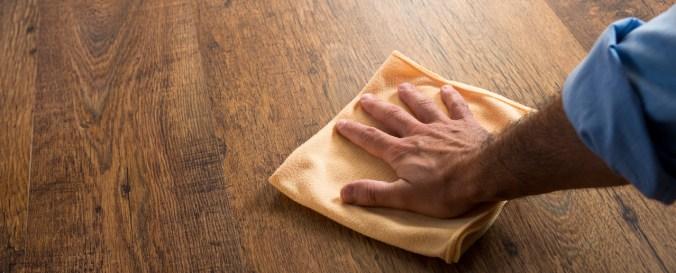 onderhoud houten vloer