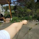 【DIY・外灯】夜でもお庭が明るぞ!簡単に外灯を作る方法!3基目