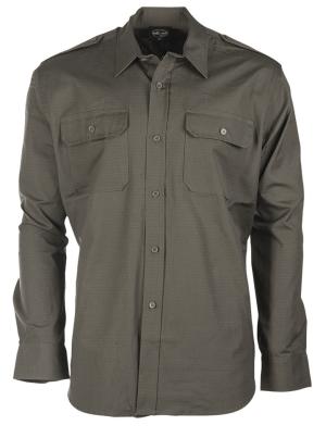 Camicia Miltec verde 10915001