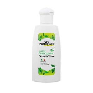 latte detergente bio olio di oliva