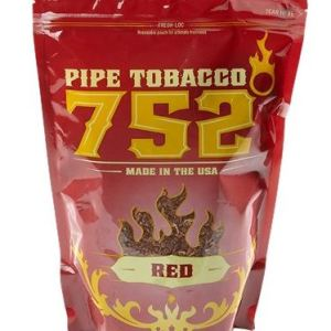 752 bold red