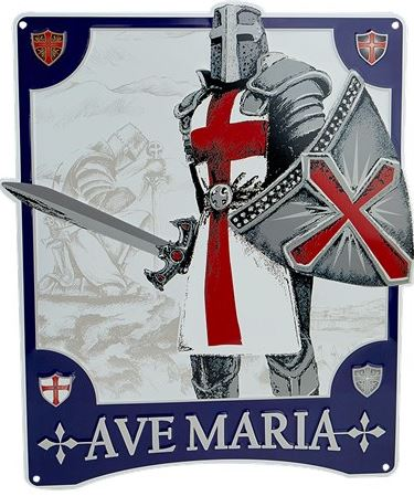 ave maria sign