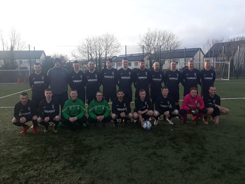 duleek 2019 Gerry Reilly cup winners