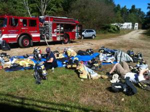Rapid Intervention Team (RIT) and Firefighter Survival Training