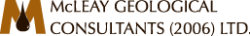McLeay Geological Consultants