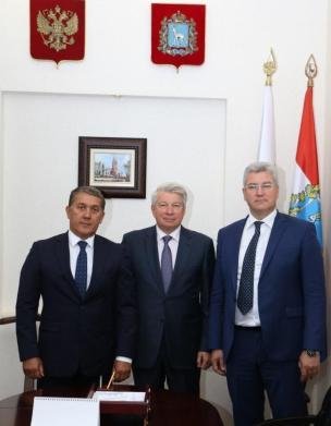 ООО «Газпром межрегионгаз Самара» возглавил новый директор